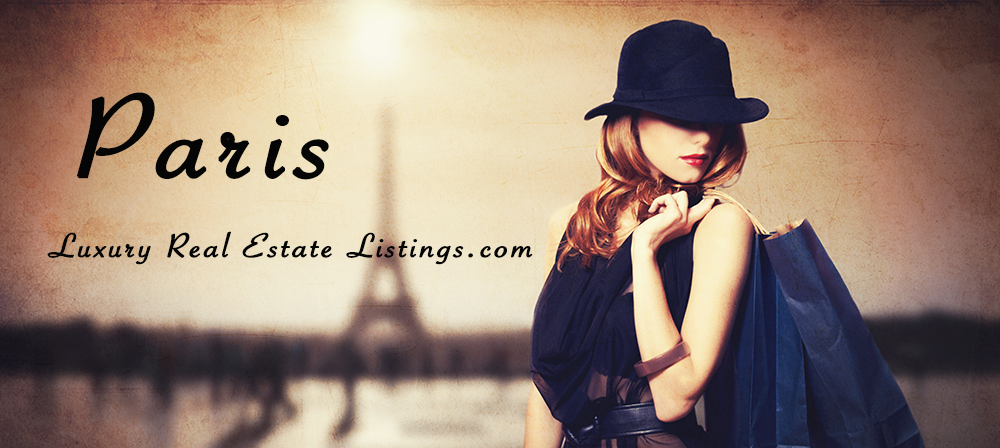 Paris Luxury Real Estate Listings