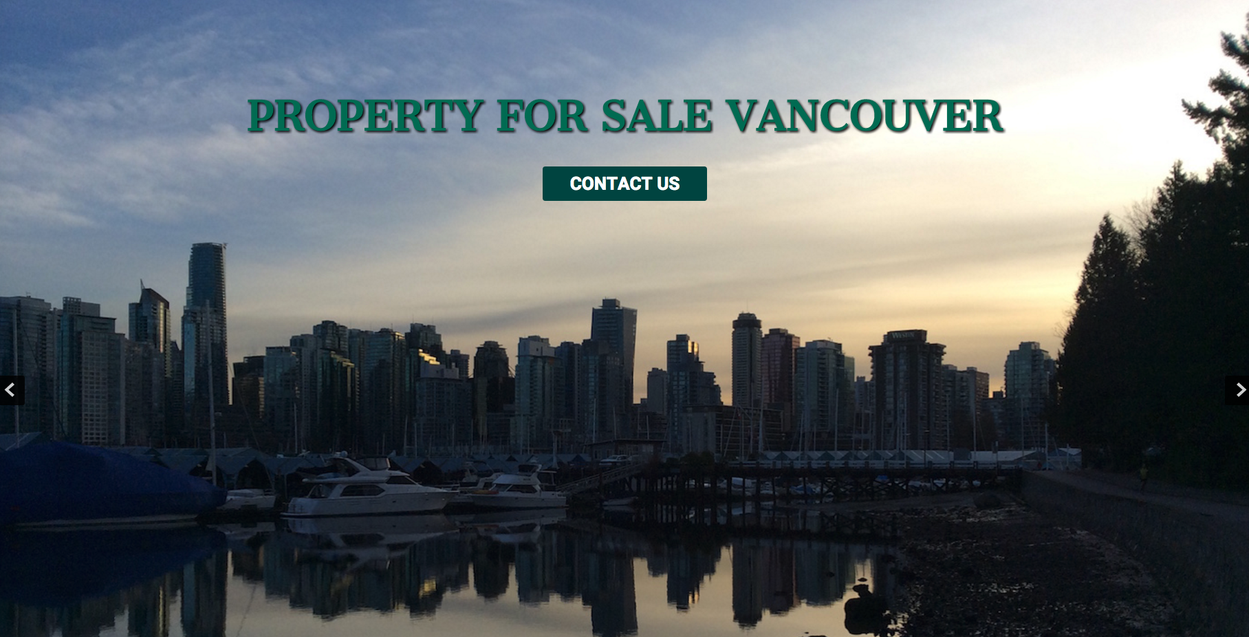 Property for sale Vancouver