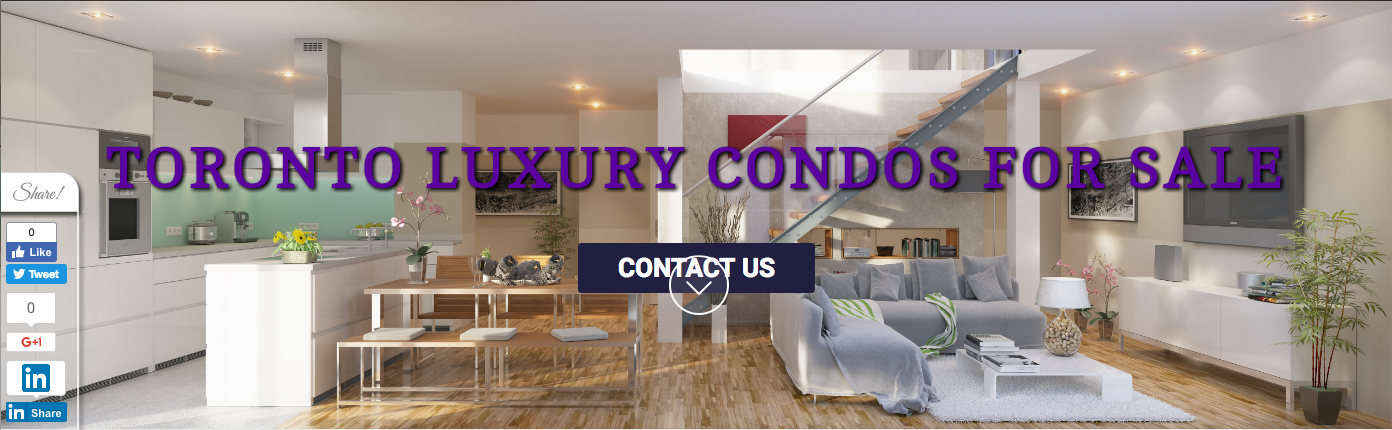 Toronto Luxury Condos for Sale