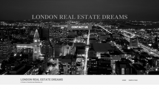 London Real Estate Dreams