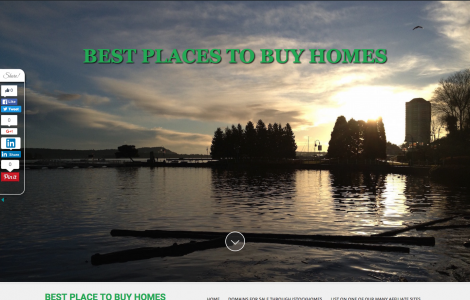 Best Places to buy Homes