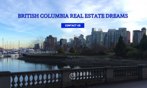British Columbia Real Estate Dreams.com