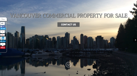 Vancouver Commercial Property For Sale.com