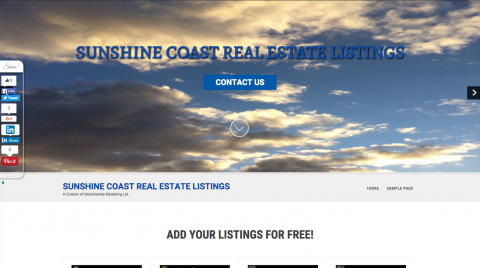 SUNSHINECOASTREALESTATELISTINGS.COM
