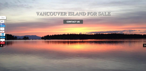 Vancouver Island for sale