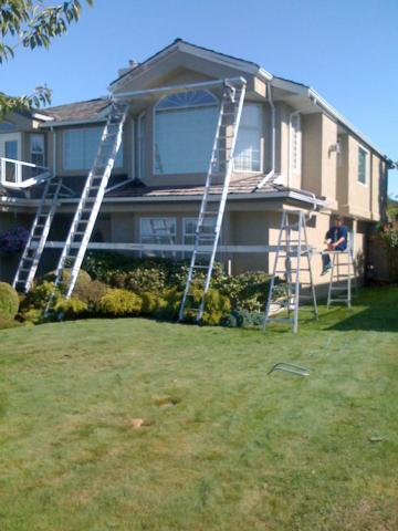 Seriously Painting Exteriors