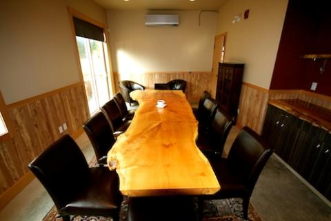 The Buzz Coffee House - Boardroom