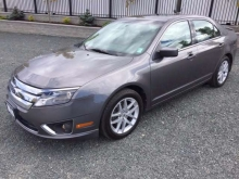 2010 FORD FUSION -Shannon Motors -
