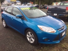 2013 FORD FOCUS -Shannon Motors-