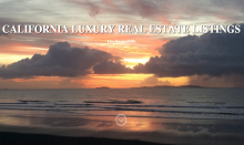 California Luxury Real Estate Listings