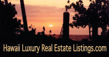 Hawaii Luxury Real Estate listings