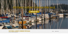 Victoria Luxury Condos for Sale