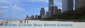 Malibu Luxury Real Estate Listings